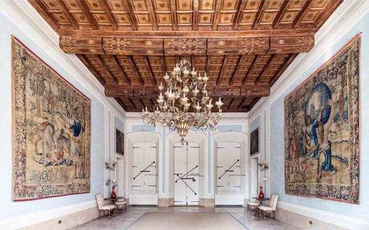 La villa San Valerio