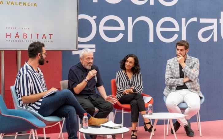 Cosín estudio presente en la Feria Hábitat 2019.
